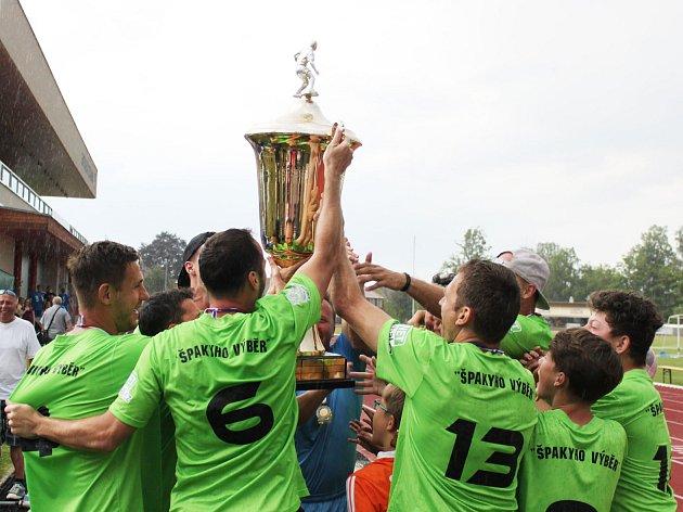 FC Literpool Frenštát obhajuje prvenství z roku 2017.