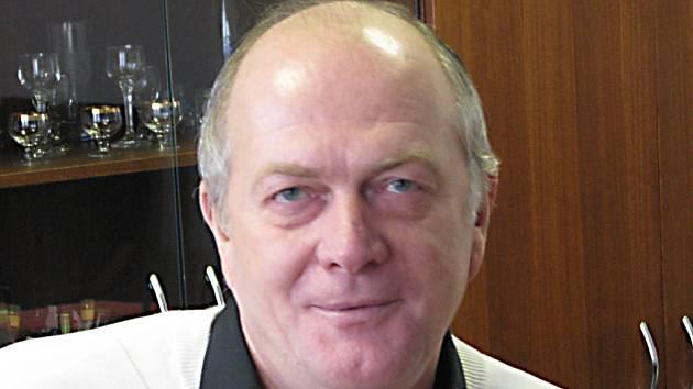 Ředitel okresního ředitelství policie ve Svitavách Miroslav Brandejs
