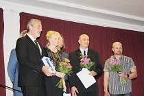 Zaplněný sál na moravskotřebovském zámku odměnil zaslouženým potleskem nejlepší sportovce města za uplynulý rok.