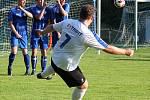 Sokol Dolní Újezd vs. 1. FC Žamberk.
