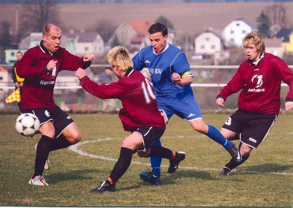 FK Česká Třebová - TJ Svitavy 0:0.