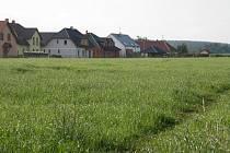 Lokalita Mánesova v Poličce.