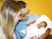 JULIA MITROVIĆ. Rodiče Petra a Predrag se od  26. října 17.01 hodin radují z narození dcerušky. Vážila 3,2 kilogramu a měřila 49 centimetrů.