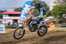 Mezinárodní mistrovství Slovenska v motokrosu.