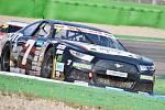 Litomyšlský závodník Martin Doubek v NASCAR.