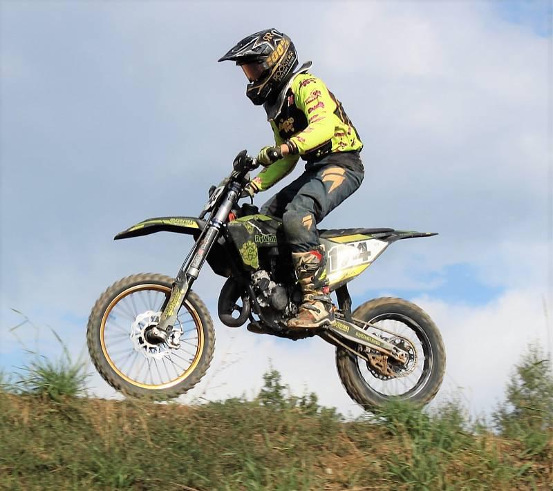 Opatovský republikový motokros.