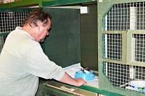 V záchranné stanici mají zvířata větší komfort i klid. Návštěvníci mohou nahlédnout.