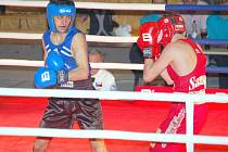 Ve svitavské hale byl k vidění špičkový juniorský box, který se líbil odborníkům i početným nezaujatým divákům.