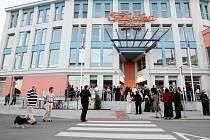 Multifunkční centrum Fabrika.