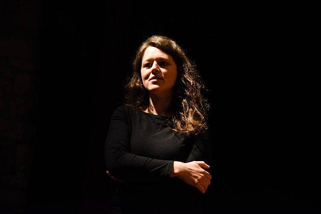 Marie Jílková.