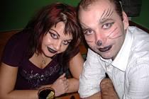 Halloween v Buddy baru v Litomyšli