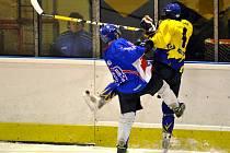 Litomyšl vyhrála poprvé v sezoně na choceňském ledě.