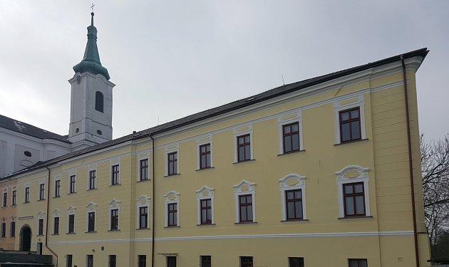 Městská ubytovna v Jevíčku, kde byl poslední únorový víkend zavražděn čtyřiapadesátiletý muž