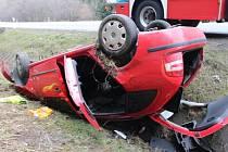 Nehoda u Žipotína.