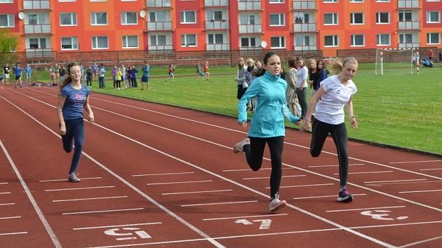 Žáci základních škol a gymnázií bojovali v Moravské Třebové v okresním kole o Odznak všestrannosti olympijských vítězů.