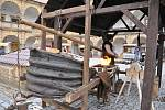 Turistická sezona na zámku v Moravské Třebová byla o víkendu zahájena.