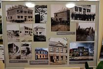 V Centru Bohuslava Martinů v Poličce je otevřená nová výstava návrhů na přestavbu dětského domova, kde vzniknou byty.