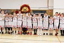 Nad síly litomyšlského družstva byli jenom ve finále mladí Ostravané. Všechny ostatní protivníky na šampionátu předčilo.
