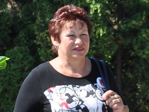 Zdenka Nováčková