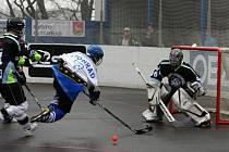 Hokejbalový klub 1. HBC se pyšní výbornou úrovní výchovy mladých hráčů kategorie žactva a dorostu.