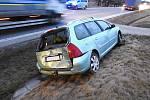 Nehoda v Opatově.