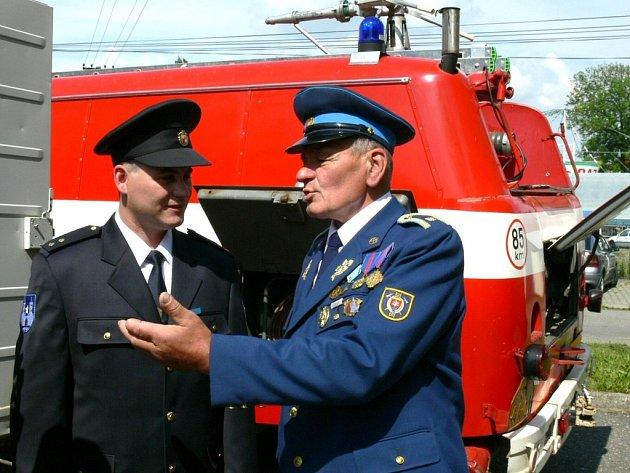 Dobrovolníci ze Svitav spolupracují se Slováky.