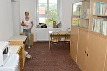 Základní a mateřská škola v Dlouhé Loučce se skví novotou.