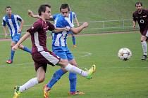 Okresní derby skončilo v Litomyšli vítězstvím Svitav.