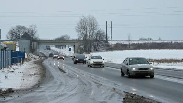 Na jednom kilometru silnic je v průměru třináct bezpečnostních závad
