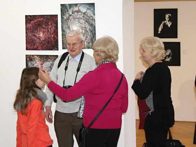 VÝSTAVA DĚL regionálních výtvarníků byla uvedená o víkendu. Krajináři podle šéfky muzea ubývají.