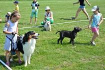 Čtvrtý ročník akce Lačnovský psík se pořadatelé rozhodli spojit s patnáctým výročím založení kynologického klubu.