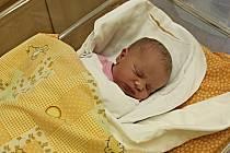NELLA DRDŮLOVÁ přišla na svět 15. října v 10.48 hodin. Vážila 3,2 kilogramu a měřila 49 centimetrů. S rodiči Martinou a Tomášem bude bydlet v Moravské Třebové. Na sestřičku se těšili i sourozenci Marián, Kristýna, Monika a Tomáš.