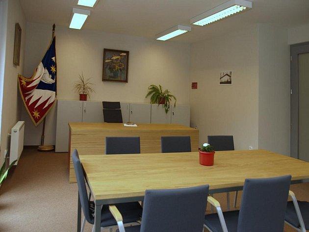 V Sádku otevřeli nový obecní úřad.