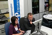Hostem on-line rozhovoru byl v pátek 21. listopadu Radko Martínek