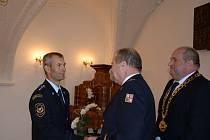 Ocenění obdrželi i hasiči ze Svitavska.