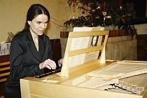 Jiřina Dvořáková koncertovala v Litomyšli. Představila raná díla svého oblíbeného Wolfganga Amadea Mozarta i sedmi dalších skladatelů.
