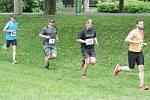 Prvomájové běžecké zápolení v Poličce.