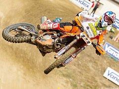 Také na Slovensku se jezdí velmi dobrý motokros. V tamním šampionátu byli v letošním roce vidět i čeští závodníci.