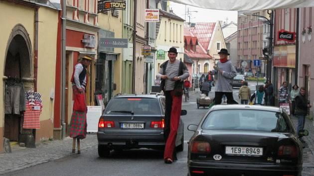 Divadelníci zvali na 12. ročník Martinů festu.