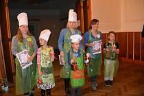 Master šéfkuchař v Dlouhé Loučce.
