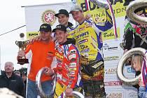 Dvě družstva bojovala o týmový motokrosový primát a Orion Litomyšl z nich byl nakonec ten méně šťastný.