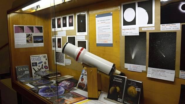 Zajímá vás astronomie, historie a příběhy různých planet? Přesně to si můžete prohlédnout v Litomyšli.