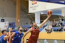 Tuři Svitavy vs. Basketbal Olomouc.