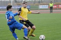 Jediný gól stačil hráčům Svitav na vítězství v zápase proti Třemošnici.