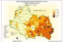Nezaměstnanost na Svitavsku.