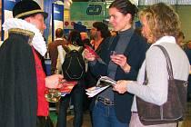 Zástupci svitavského okresu se budou až do neděle prezentovat v Brně na veletrhu Regiontour 2008.