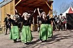 Jarní slavnosti na Svojanově přilákaly tisíce lidí z celé republiky.
