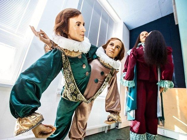 Figuríny z výstavy Zvláštní lidé