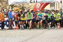 Vynikající Kabrhelova premiéra v půlmaratónu