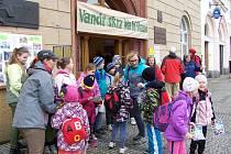 Turisté šli skrz Maló Hanó už po padesáté